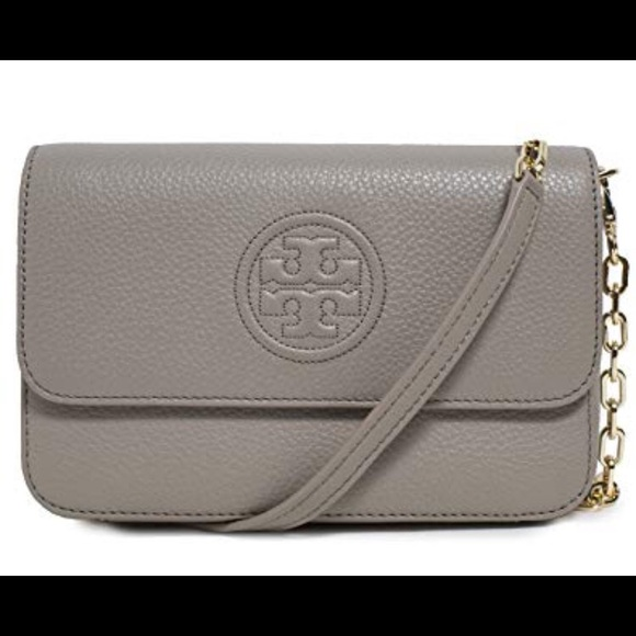 Tory Burch Handbags - TORY BURCH BOMBE MINI BAG/CROSSBODY